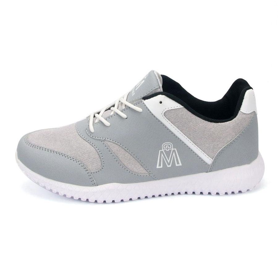 Giày thể thao nam MĐ G410 màu xám nhạt