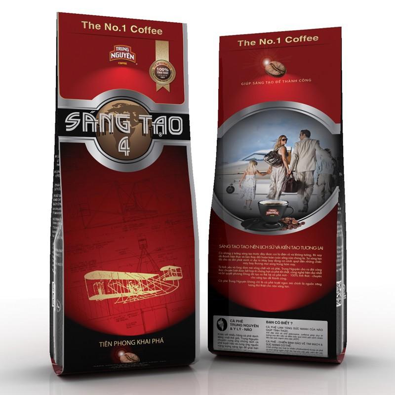 Cà phê Trung Nguyên Sáng tạo 4 340g - 3464170 , 978116024 , 322_978116024 , 73000 , Ca-phe-Trung-Nguyen-Sang-tao-4-340g-322_978116024 , shopee.vn , Cà phê Trung Nguyên Sáng tạo 4 340g
