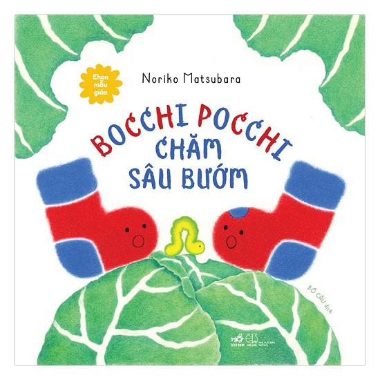Cuốn sách Bocchi Pocchi Chăm Sâu Bướm - Ehon Mẫu Giáo - Tác giả: Noriki Matsubara - 3462914 , 1299364799 , 322_1299364799 , 50000 , Cuon-sach-Bocchi-Pocchi-Cham-Sau-Buom-Ehon-Mau-Giao-Tac-gia-Noriki-Matsubara-322_1299364799 , shopee.vn , Cuốn sách Bocchi Pocchi Chăm Sâu Bướm - Ehon Mẫu Giáo - Tác giả: Noriki Matsubara