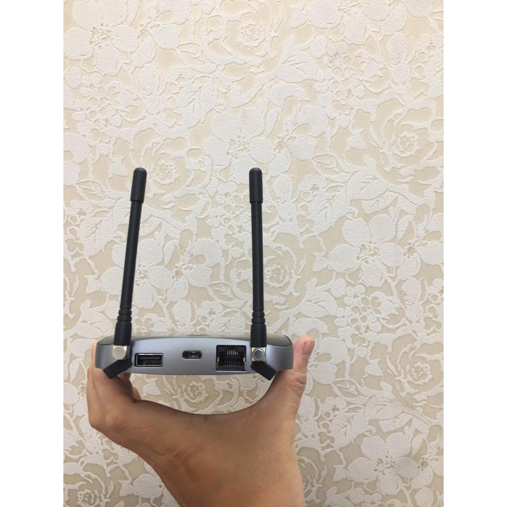 Cục phát wifi Nighthawk  Netgear M2 (MR2100) tốc độ 2Gbps hỗ trợ 2 băng tần 5gb/s và 2.4 gb/s ( HDG )