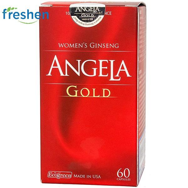 Sâm Angela Gold thuốc nội tiết tố nữ