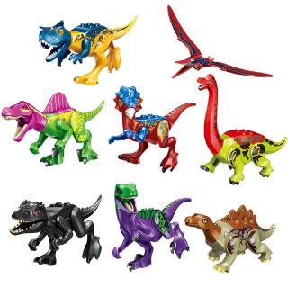 Đồ chơi mô hình LEGO lắp ráp khủng long sống động cho trẻ em