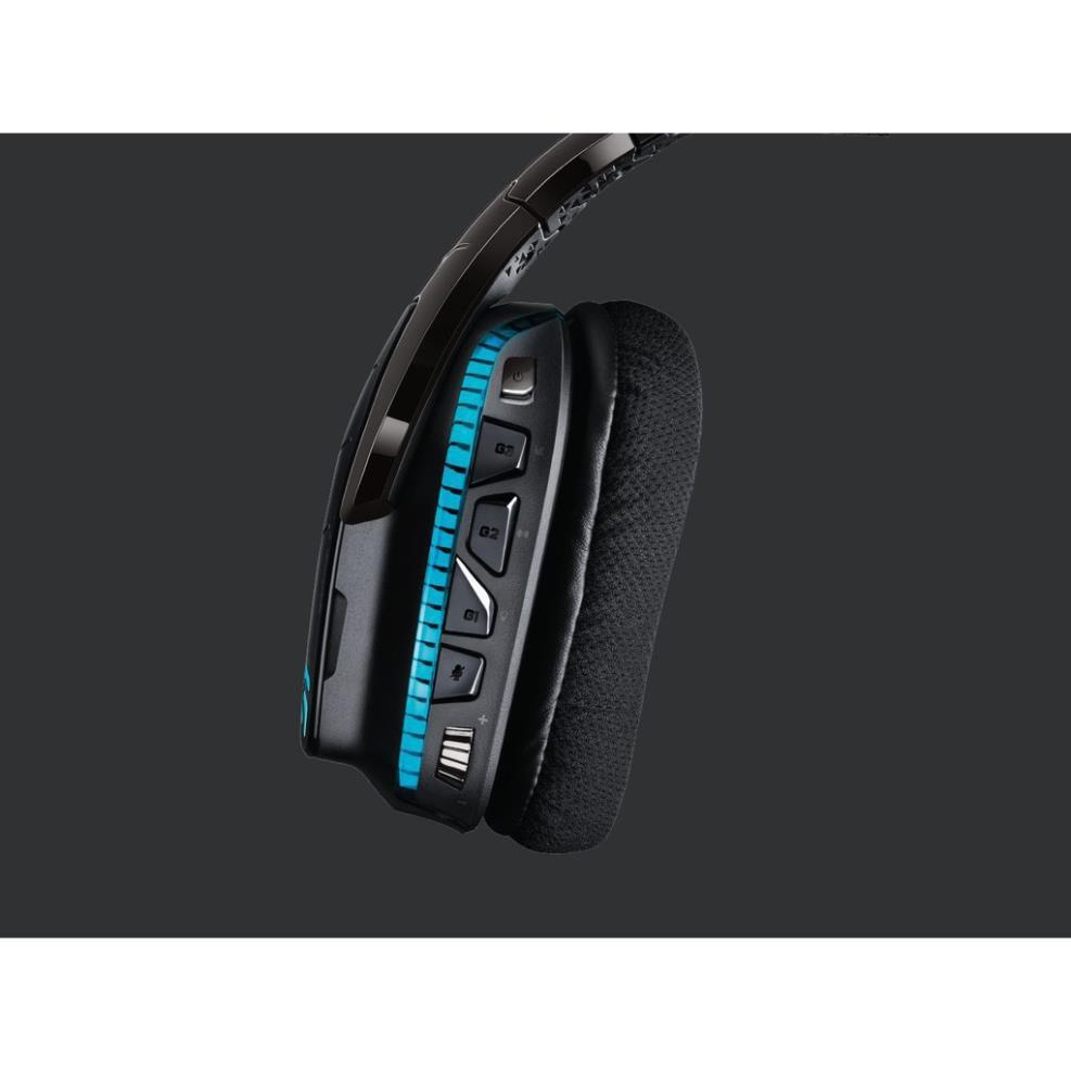 Tai nghe game thủ không dây Logitech G933 (Wireless 7.1 Gaming Headset) -