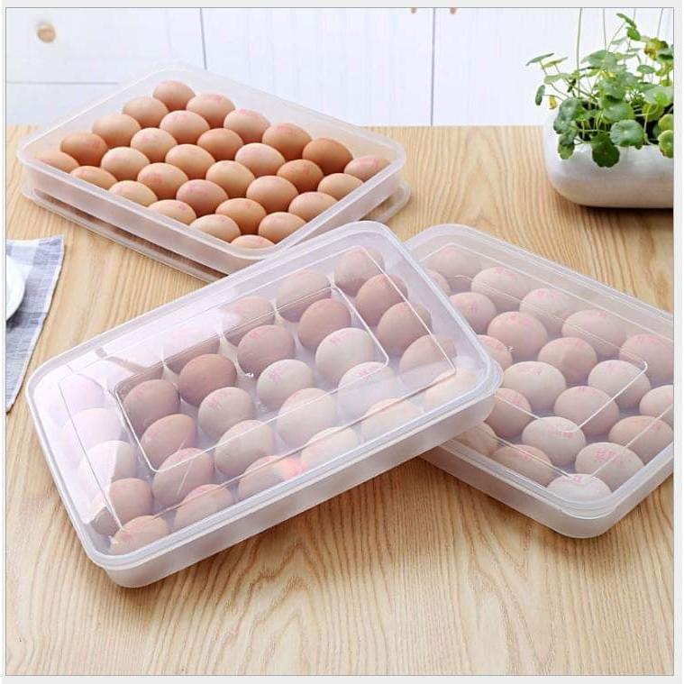 Hộp đựng trứng Song Long 24 quả có nắp đậy