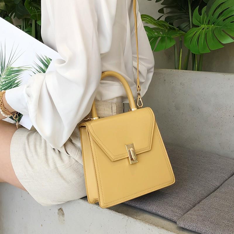 Túi xách da phong cách Hàn Quốc thời trang cho nữ