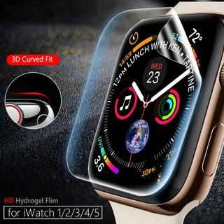 Miếng Dán Bảo Vệ Màn Hình Cho Apple Iwatch 5 4 3 2 1 38-40 - 42-44mm thumbnail