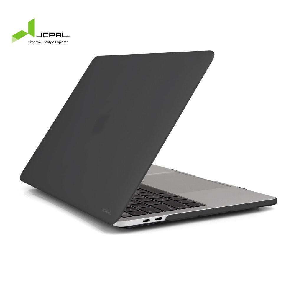 Ốp JCPAL MacGuard Macbook Matte Black Giá chỉ 550.000₫