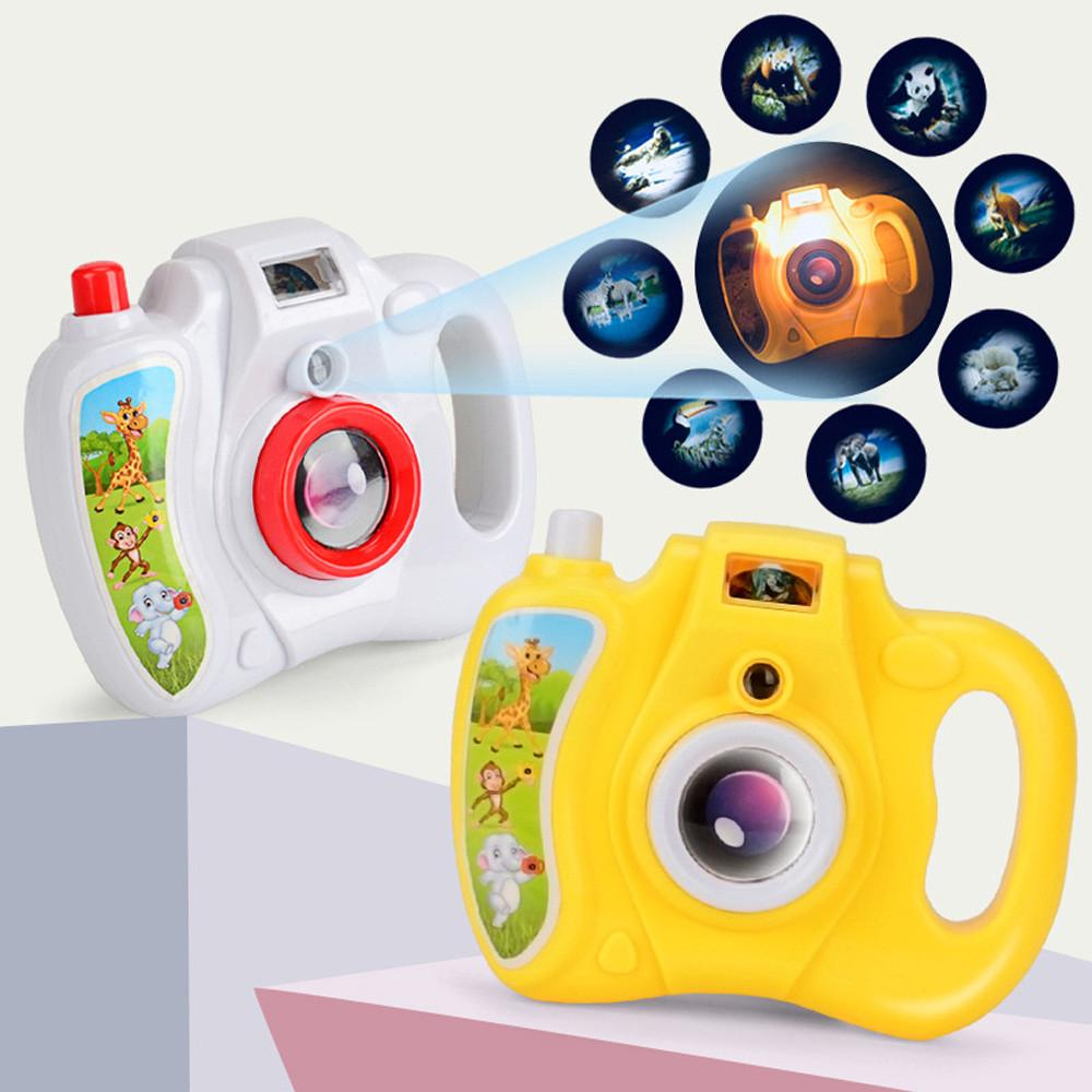 【COD】😺Camera Toy Projection Simulation Sound Camera Kid Educational Gift