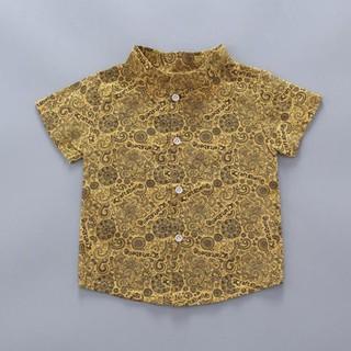 [XA KHO] BS65 Size6-23kg áo sơmi bé trai(không kèm quần) Thời trang trẻ Em hàng quảng châu freeship thumbnail