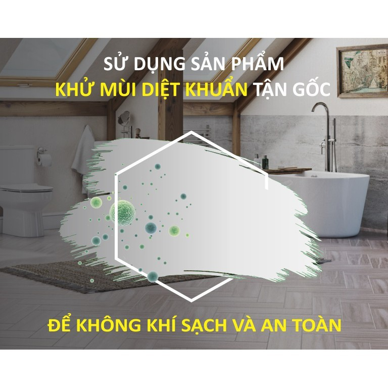 Lưới Khử Mùi Bồn Tiểu, Cống Thoát Nước ECODEALS -  Khử mùi nhanh, ngăn bẩn bồn tiểu hiệu quả