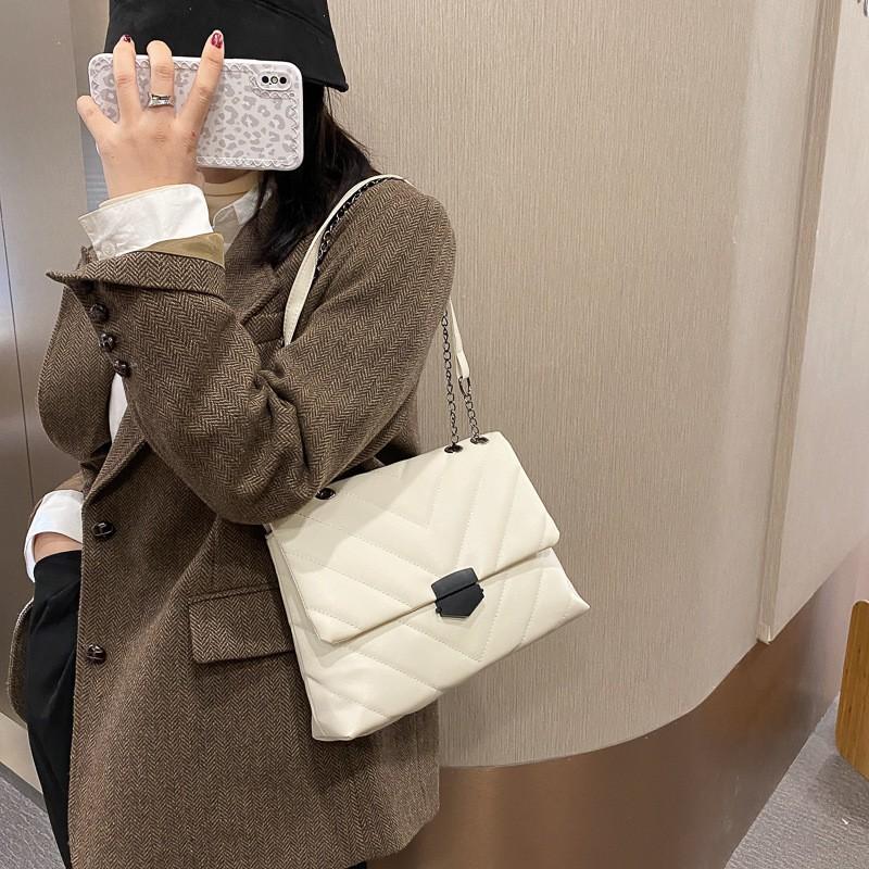 Túi Xách Nữ Đeo Vai Thời trang phong cách trẻ Hàn Quốc