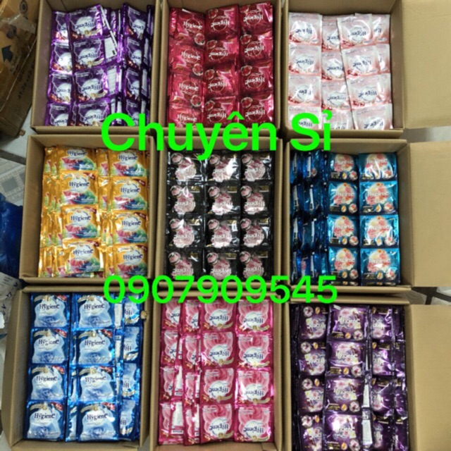 Combo 12 gói nước xả mềm vải đậm đặc Thái Lan (tím/hồng/xanh/vàng/đen/đỏ) - 3092248 , 535310712 , 322_535310712 , 16000 , Combo-12-goi-nuoc-xa-mem-vai-dam-dac-Thai-Lan-tim-hong-xanh-vang-den-do-322_535310712 , shopee.vn , Combo 12 gói nước xả mềm vải đậm đặc Thái Lan (tím/hồng/xanh/vàng/đen/đỏ)