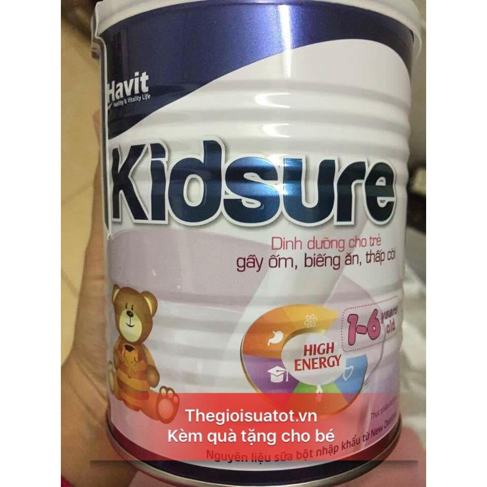 Sữa Havit Kidsure 900g đặc trị cho trẻ suy dinh dưỡng - 2534480 , 129161573 , 322_129161573 , 510000 , Sua-Havit-Kidsure-900g-dac-tri-cho-tre-suy-dinh-duong-322_129161573 , shopee.vn , Sữa Havit Kidsure 900g đặc trị cho trẻ suy dinh dưỡng