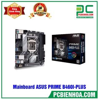 MAINBOARD ASUS PRIME B460I-PLUS ( LGA1200 MINI-ITX 2XDDR4 ) thumbnail