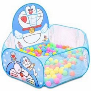 Lều bóng tặng kèm 200 quả bóng cho bé