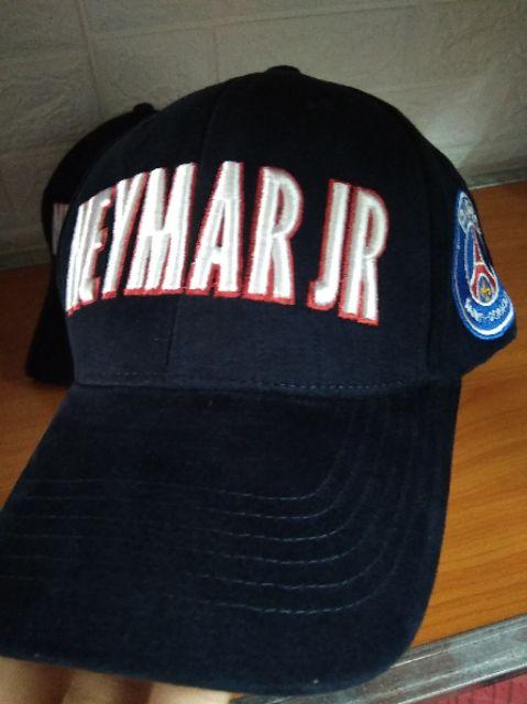 Mũ nón lưỡi trai cotton nhung Neymar form cứng