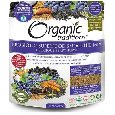 Bột lợi khuẩn hữu cơ Organic Traditions - 3162060 , 661529246 , 322_661529246 , 275000 , Bot-loi-khuan-huu-co-Organic-Traditions-322_661529246 , shopee.vn , Bột lợi khuẩn hữu cơ Organic Traditions