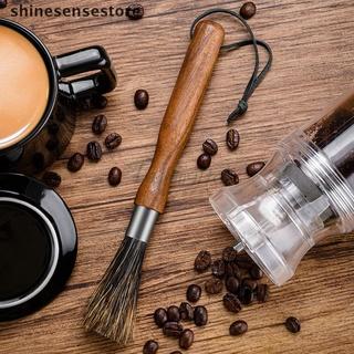 shines Coffee Grinder Cleaning Brush Lanyard Coffee Machine Brush Cleaner Tool 。