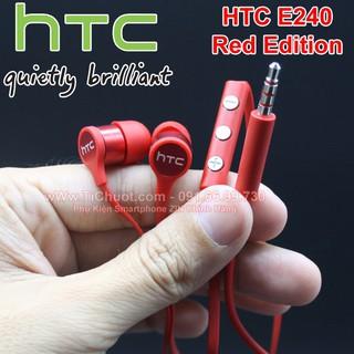 [Mã ELFLASH5 giảm 20K đơn 50K] Tai nghe HTC One J E240 ZIN (Bản đặc biệt Hợp kim Nhôm)