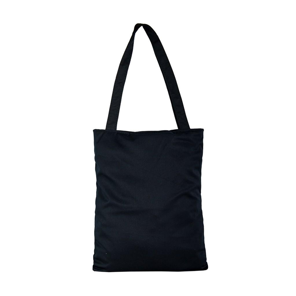 Hình ảnh Túi Vải Đeo Vai Tote Bag Follow XinhStore-3