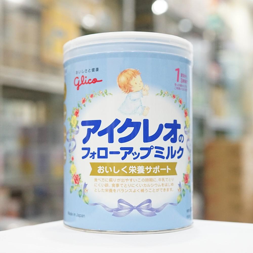 Sữa glico xanh NỘI ĐỊA Nhật 820g- T5/2021 | Shopee Việt Nam