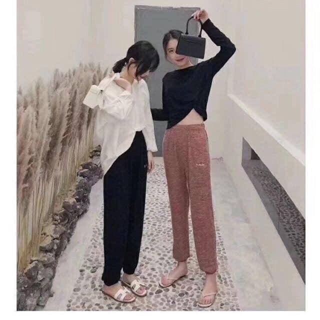 Quần Len Tiêu Studio Hàng QC Xịn