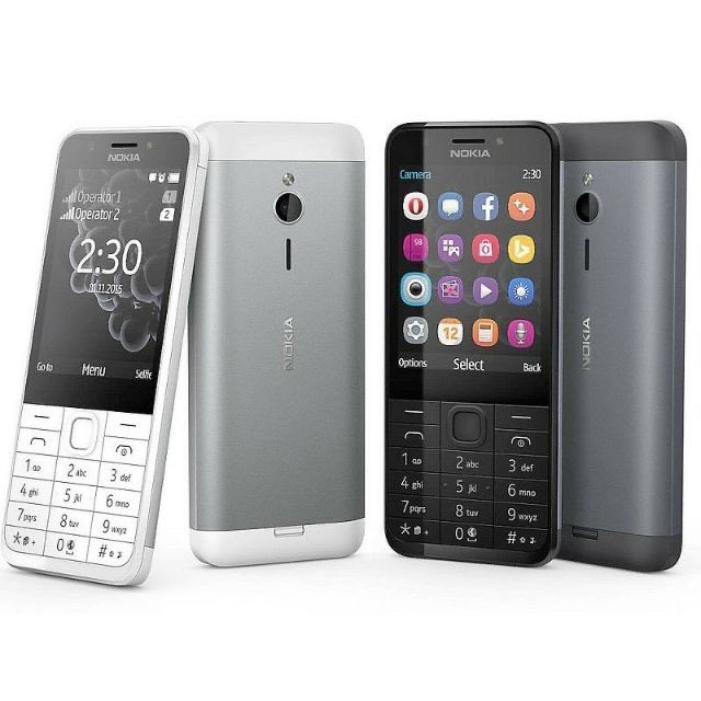 Điện thoại nokia 230 cũ 99% hàng chính hãng ( tặng kèm pin và sạc )