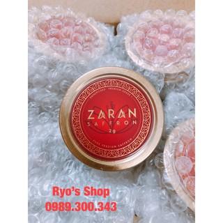 Zaran Saffron Nhuỵ Hoa Nghệ Tây