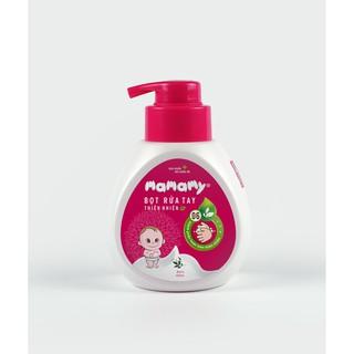 Bọt rửa tay thiên nhiên Mamamy siêu kháng khuẩn an toàn cho bé 400ml
