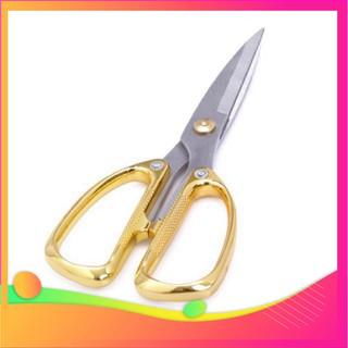 (4269) Kéo vàng tay ánh kim siêu sắc bén K80 (GC) giá tốt .