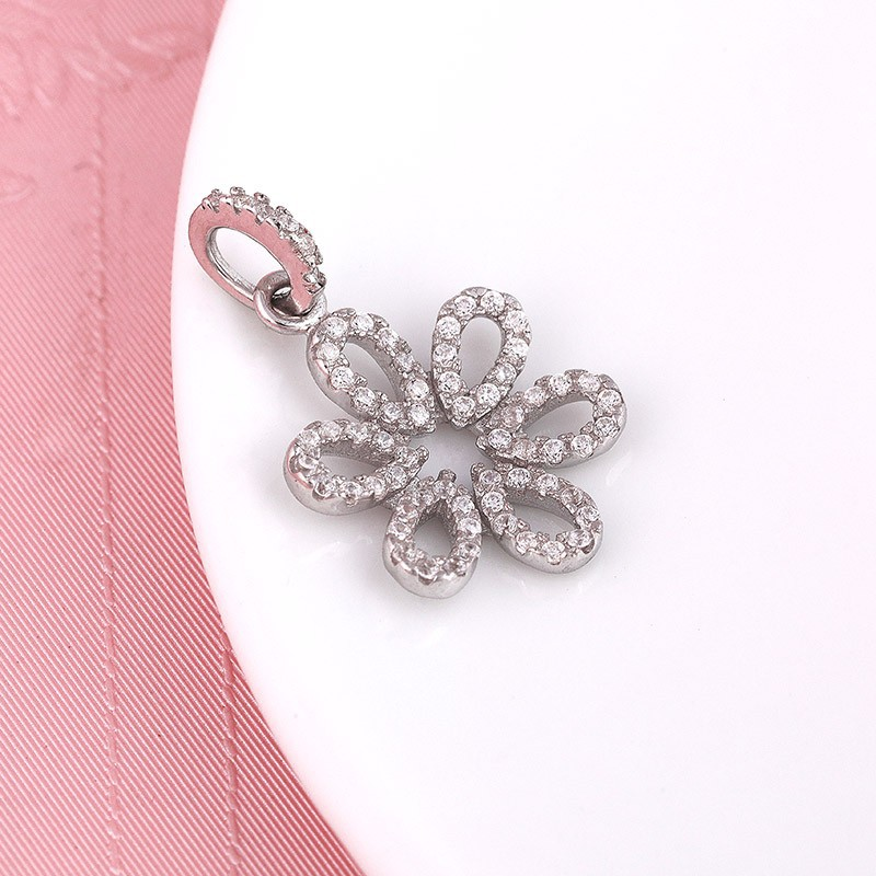 Mặt dây chuyền bạc Little Flower Eropi - 22438340 , 298981677 , 322_298981677 , 370000 , Mat-day-chuyen-bac-Little-Flower-Eropi-322_298981677 , shopee.vn , Mặt dây chuyền bạc Little Flower Eropi