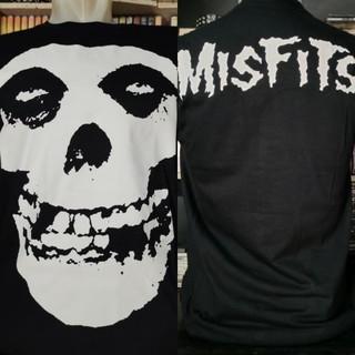 Áo Thun In Hình Nhóm Nhạc Misfits Thời Trang Năng Động