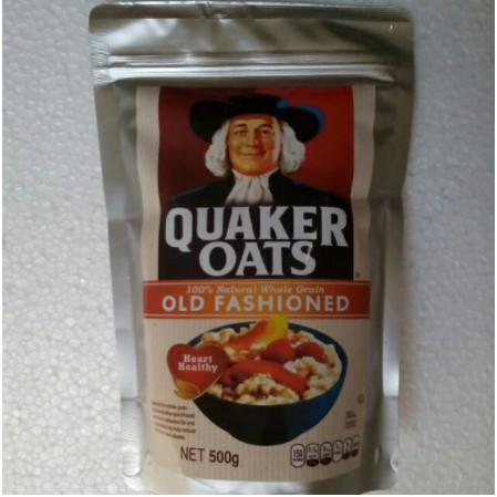 Yến mạch quaker 500G Mỹ thực dưỡng Yến mạch quaker 500G Mỹ thực dưỡng