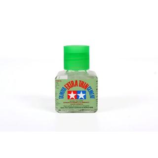 Keo dán mô hình Tamiya 87038 Extra Thin Cement Glue Fine Tip 40ml