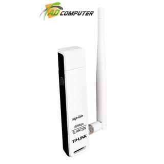 Bộ Thu Wifi TP-Link TL-WN722N – USB Wifi (high gain) tốc độ 150Mbps