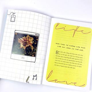 Hình ảnh Sách - 999 Lá Thư Gửi Cho Chính Mình - Mong Bạn Trở Thành Phiên Bản Hạnh Phúc Nhất (Bộ 2 quyển, lẻ tùy chọn)-7
