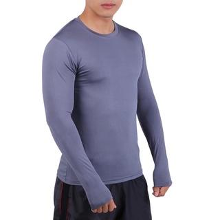 Áo Body Thể Thao, Bóng Đá, Tập Gym Nam Tay Dài Siêu Co Giãn Cao Cấp 4
