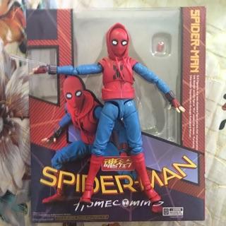 Shf spider man 2nd