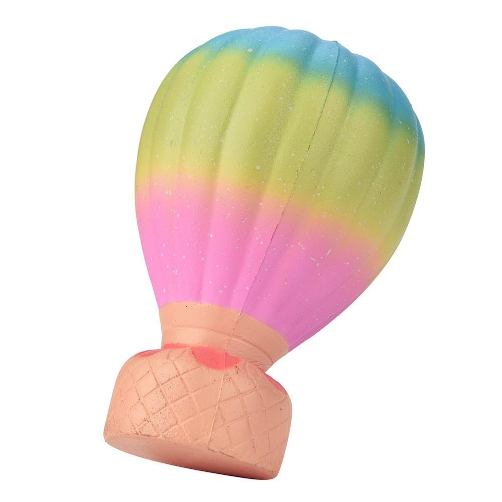 Đồ chơi bóng bay hình khinh khí cầu bán xong