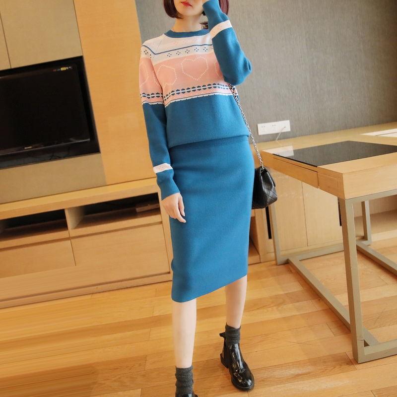 Áo Len Tay Dài Và Váy Ngắn Thời Trang Hàn Quốc - 23012279 , 6307568324 , 322_6307568324 , 1420100 , Ao-Len-Tay-Dai-Va-Vay-Ngan-Thoi-Trang-Han-Quoc-322_6307568324 , shopee.vn , Áo Len Tay Dài Và Váy Ngắn Thời Trang Hàn Quốc