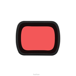 Diving Filter Removable Underwater Waterproof Photography Easy Install PTZ Camera Accessories For Pocket 2