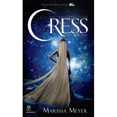 Sách - Công chúa mặt trăng tập 3.2: Cress tóc mây