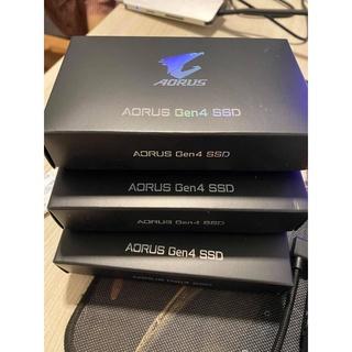 SSD Gigabyte Aorus 1TB PCIe Gen4 x4 NVMe M.2 GP-AG41TB thumbnail