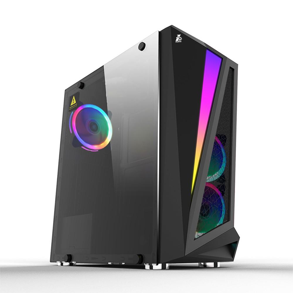 Thùng Máy Tính Case 1ST Player R5 Led RGB Siêu Đẹp Giá chỉ 590.000₫