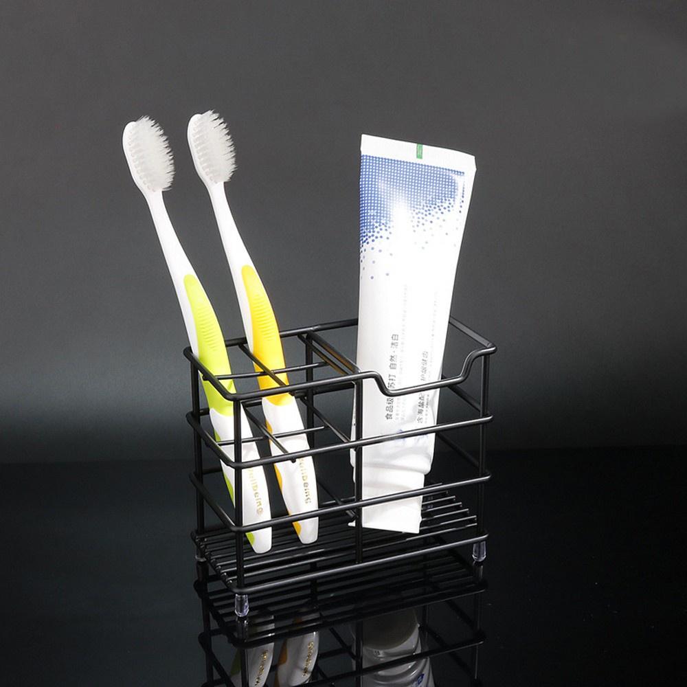 Daphne Kệ Đựng Bàn Chải Đánh Răng Bằng Thép Không Gỉ Nhiều Màu Sắc Đa Năng Tiết Kiệm Không Gian Cho Nhà Bếp