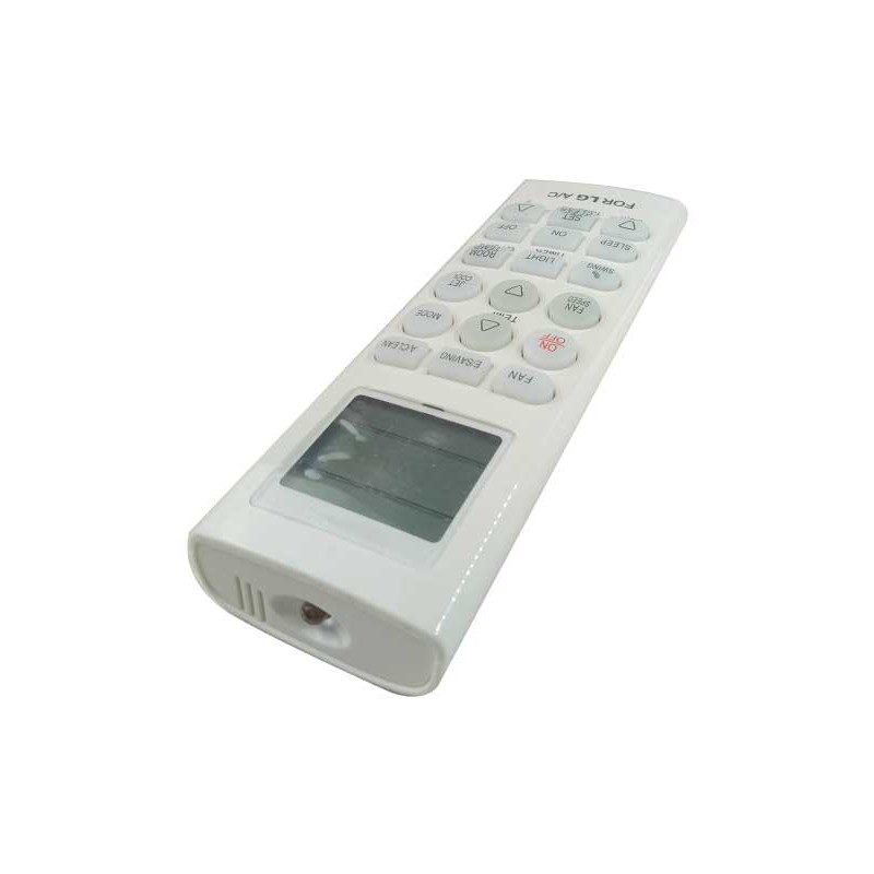 Điều Khiển Điều Hòa LG Inverter  (Dài 18 Nút)AKB73315601