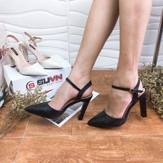 ] Sandal kín mũi kim tuyến trụ 9p