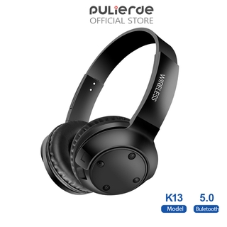 Tai Nghe Pulierde K13 Không Dây Bluetooth 5.0 Chất Lượng Âm Thanh HIFI Dùng Chơi Game