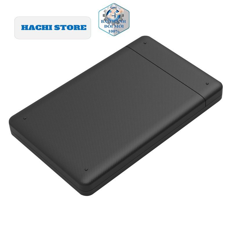 Hộp Đựng Ổ Cứng ORICO HDD BOX SATA 3 USB 3.0 2577U3- Nhà Phân Phối Chính Hãng