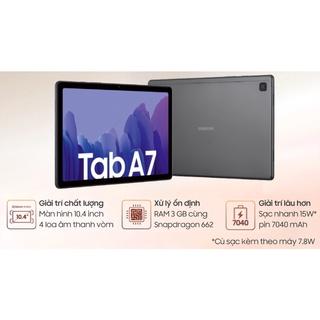 Máy tính bảng Samsung Galaxy Tab A7 (2020) – Hàng chính hãng – Newseal
